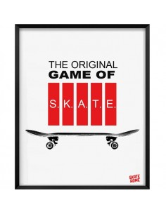 Skateboard Ilustración - Game of skate