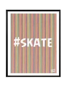 Skate Ilustración - SKATE