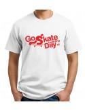 Camiseta - Go Skateboarding Day