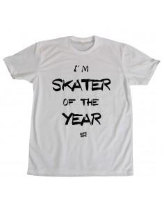 Camiseta - I´m Skater Of The Year
