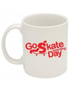 Tasse - Go skateboarding day - Kaffeebecher perfekte