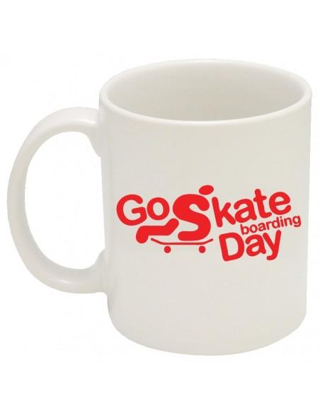 Taza - Go skateboarding day - Regalo perfecto para patinadores