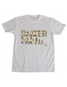 Camiseta - Skater Dad