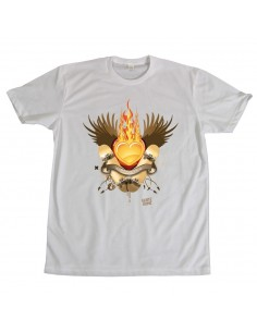 Camiseta - Keep Skateboarding