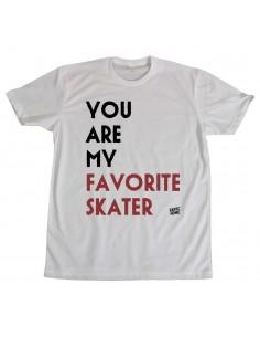 Camiseta - You are my favorite skater