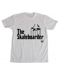 Camiseta - The Skateboarder
