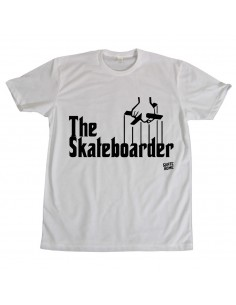 T-shirt - The Skateboarder