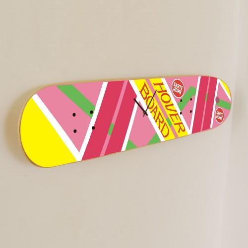 Skateboard Wanduhr - Boards
