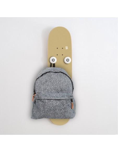Vertical Porte-manteau Skateboard Handplant, Cannelle