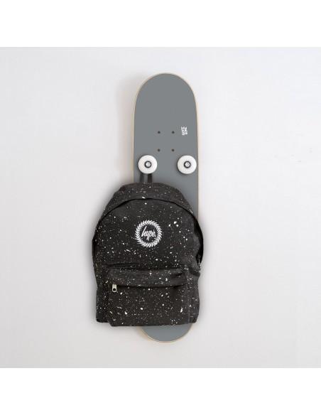 Vertikal Skateboard Garderobenständer Handplant, Grau