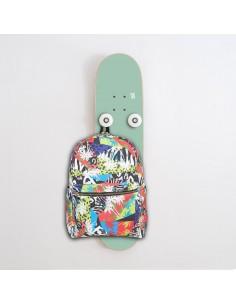Vertikal Skateboard Garderobenständer Handplant, Minze