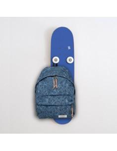 Vertikal Skateboard Garderobenständer Handplant, Blauen königlichen
