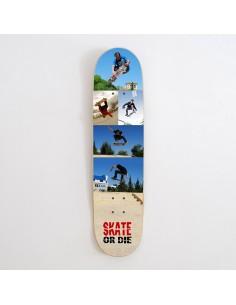 Skateboard Album - Vertikal