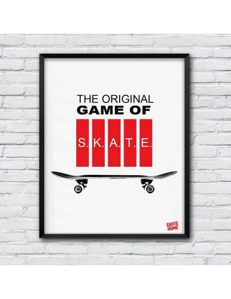 Game of Skate - Download Illustration