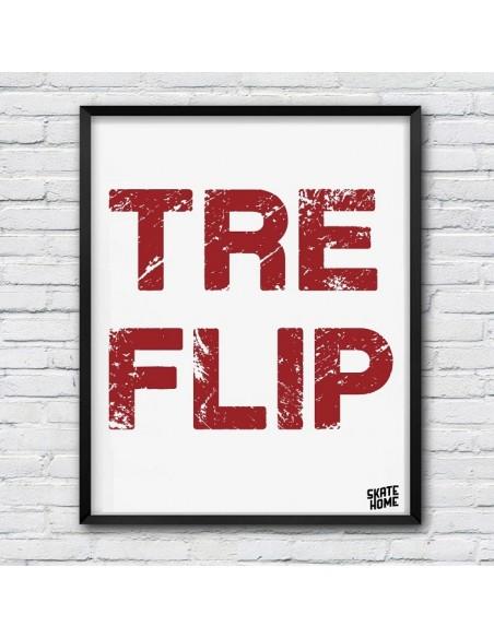 Tre Flip - Download Illustration
