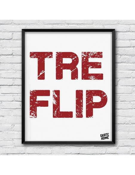 Tre Flip - IIustración de descarga