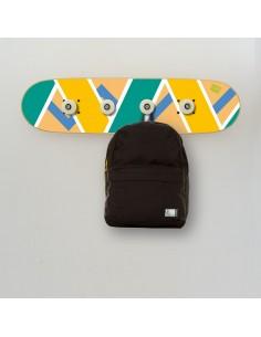 Skateboard Dekoration für Jugendzimmer - Skateboard Garderobe