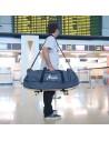 Skate Reisetasche Duffle Bag - Grau