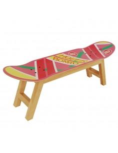 Taburete skate regalo especial para decoración habitación skaters