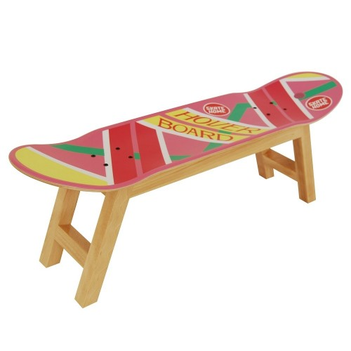 Skate stool as a very special gift for the decoration of skaters' bedrooms