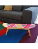 Tabouret Skate comme un cadeau très spécial pour la décoration des chambres des skateurs