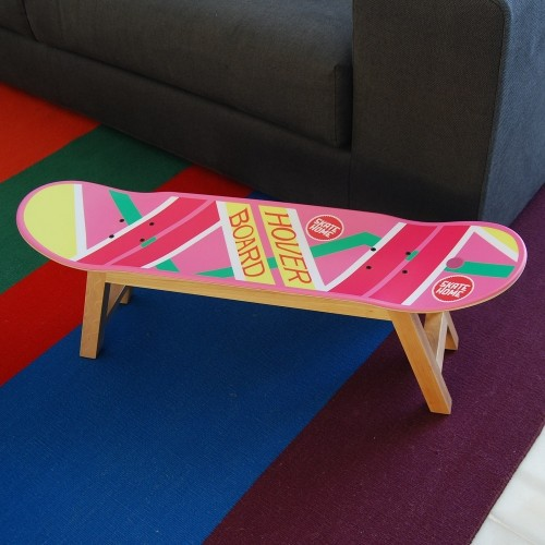 Skate Hocker geschenk für dekoration der Skater Schlafzimmer.