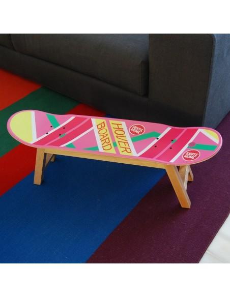 Skateboard hocker Nollie Flip - Boards