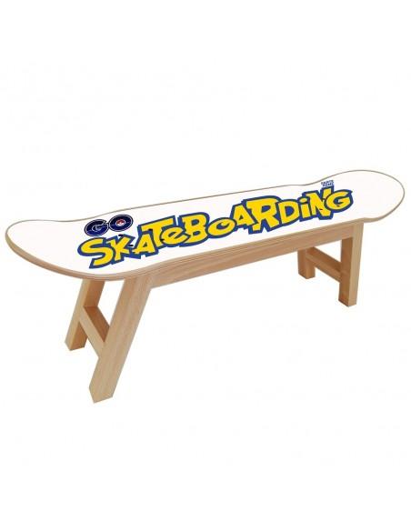 Pokemon Go Skateboarding - Skate Tabouret Nollie Flip