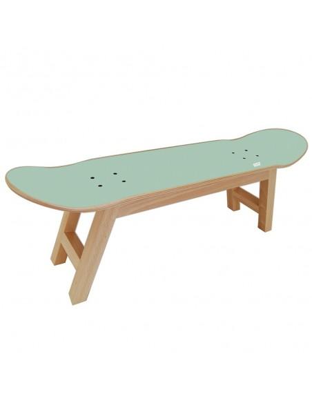 Skateboard tabouret Nollie Flip, Menthe