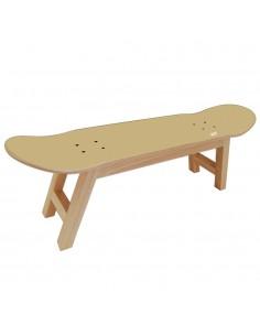 Ideas de decoración de dormitorio de niños con muebles de skateboard