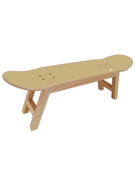 Skateboard Stool Nollie Flip, Cinnamon