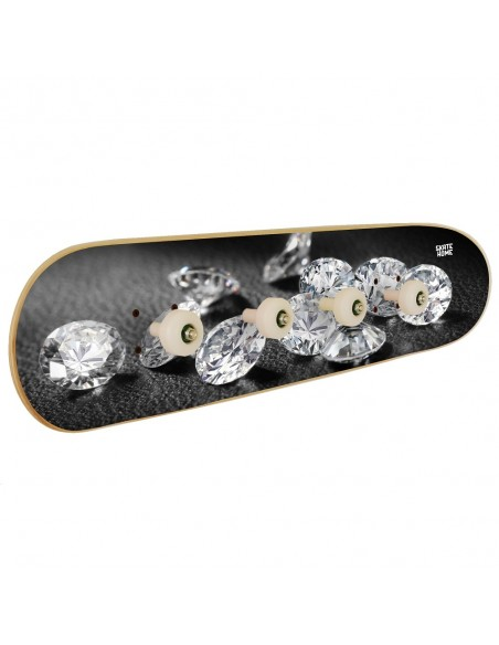 Skateboard Garderobe - Diamond Spilled Jewels