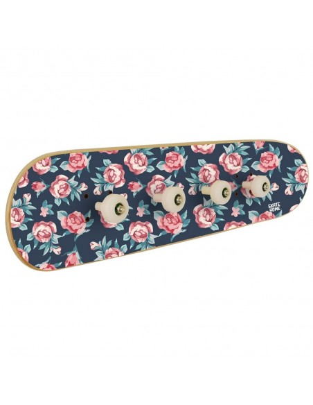 Skateboard Porte-manteau - Petites Roses
