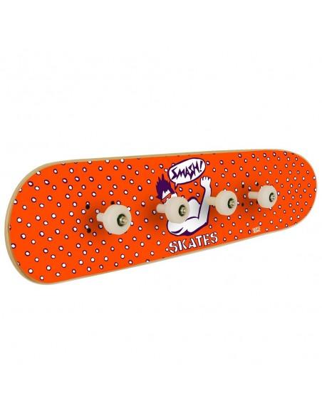 Garderobenleiste Skateboard - Smash