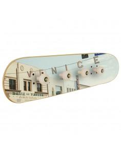 Portemanteau skateboard Venice beach Californie
