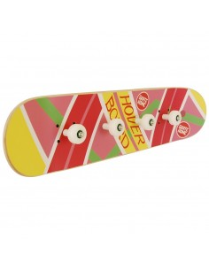 Skateboard Porte-manteau thème salle pour skateboarder ou fan de sport