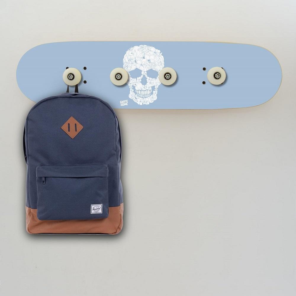 porte manteau skateboard pour enfants cadeau parfait pour. Black Bedroom Furniture Sets. Home Design Ideas