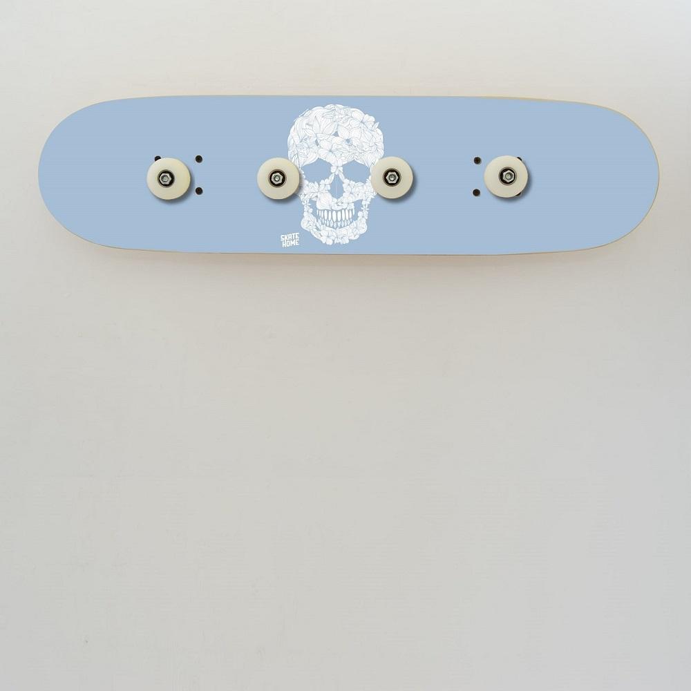 porte manteau skateboard pour enfants cadeau parfait pour les skateurs. Black Bedroom Furniture Sets. Home Design Ideas