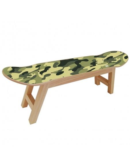 Skateboard Stool, Camo