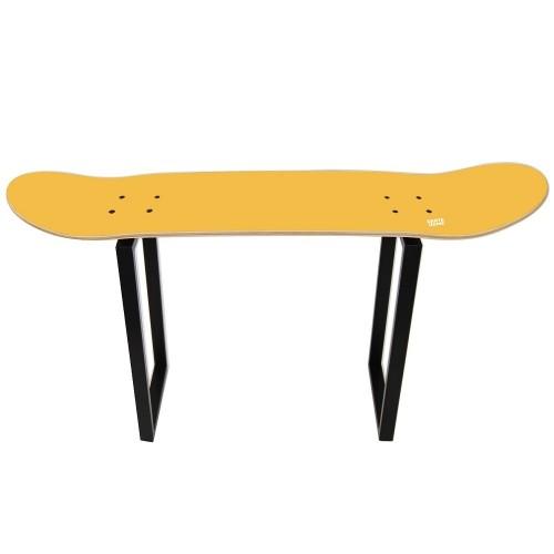 Regalo original para novio skater, mueble de estilo skateboard