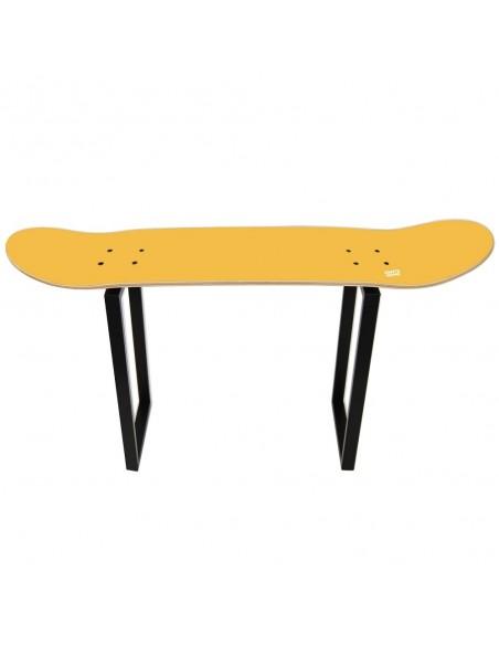 Skateboard Bench Shove It, Yellow