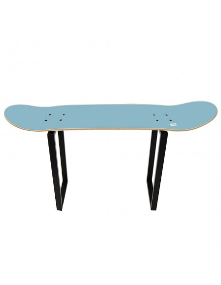 Banco Skateboard Shove It, Azul Cielo