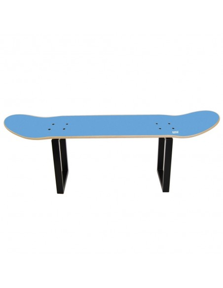 Tabouret Skateboard No Comply - Bleu