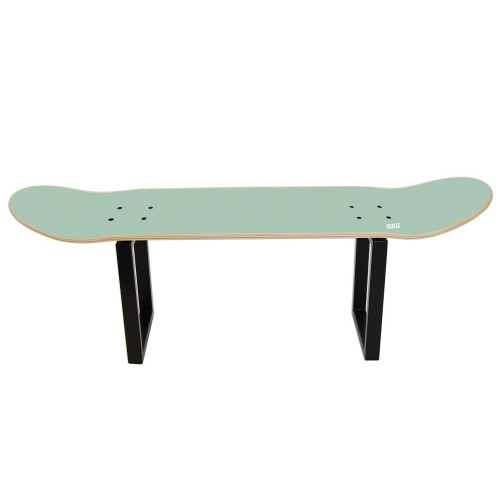 Mobiliario monopatín personalizado para habitación skater adolescente