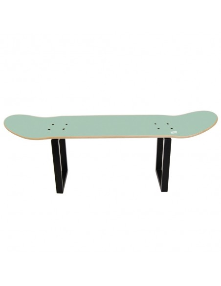 Tabouret Skateboard No Comply - Menthe