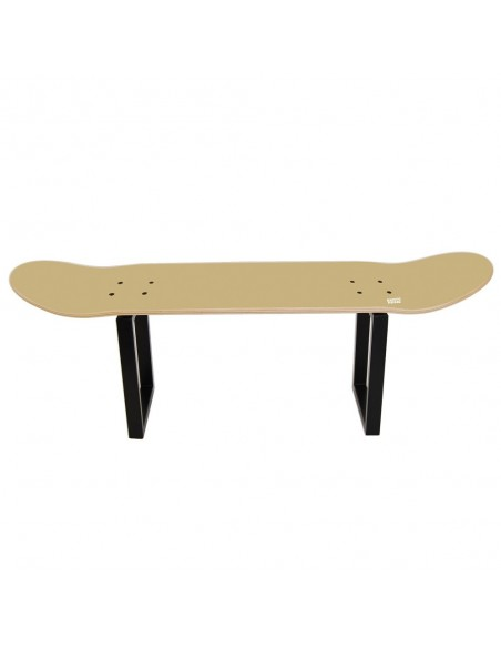 Skateboard stool No comply - Cinnamon
