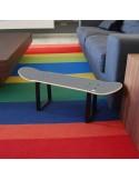 Ideas de mobiliario para habitaciones de adolescentes skaters