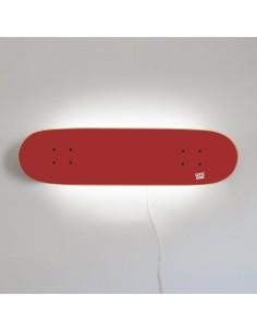 Lámpara perfecta para la habitación de un skater