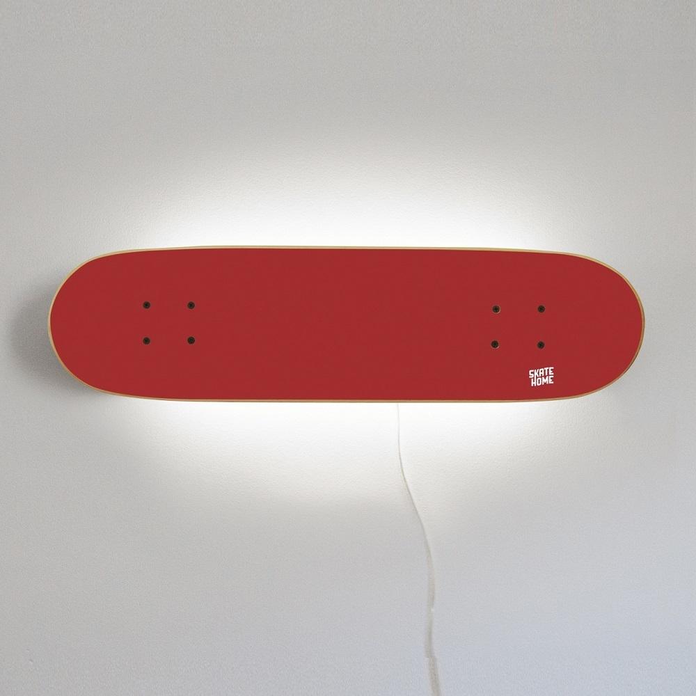 perfekte lampe f r ein skater zimmer. Black Bedroom Furniture Sets. Home Design Ideas