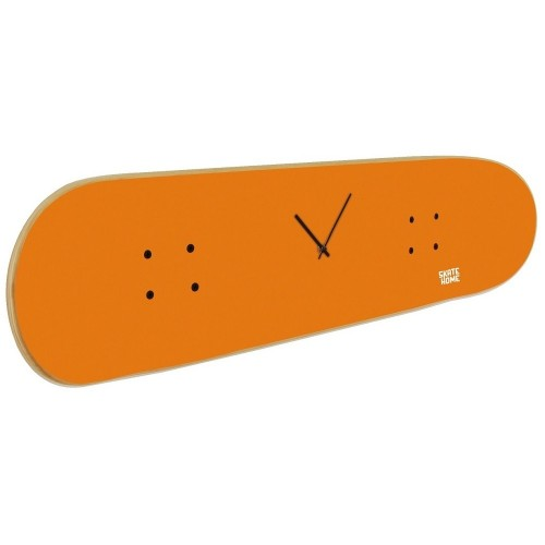 Horloge sur skateboard reflète votre passion pour le skateboard